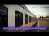 Сюжет канала М24 о пригородных поездах.