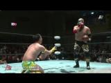 Brahman Kei, Brahman Shu, Jaki Numazawa vs. Hercules Senga, Tsutomu Oosugi, Atsushi Maruyama (BJW - 02.01.2017)