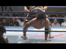 KAI vs. Koji Iwamoto AJPW - Yokohama Twilight Blues Vol.5