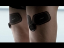 Стимулятор мышц, пояс миотренажер для пресса EMS Trainer