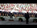 Детский хор России: гала-концерт в Артеке