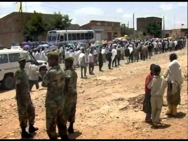 Долгий путь на юг 2008 От Судана до Эфиопии