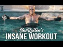 TRAIN LIKE A BEAST EXCLUSIVE Bas Rutten Personal POOL Workout