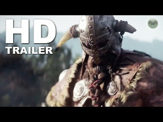 FOR HONOR - FULL Cinematic Trailer (PS4/XB1/PC) (FULL HD)