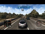 Новая гонка в классе A6 и невероятная авария на шоссе с невидимкой #16 - Test Drive Unlimited 2