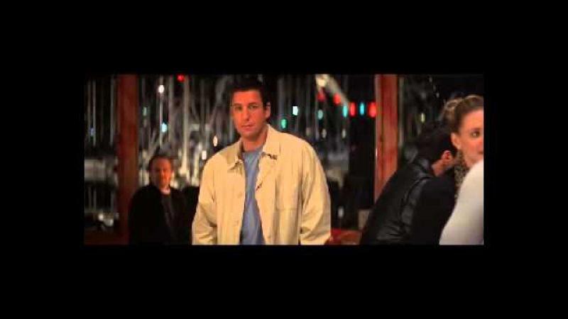Управление гневом(эпизод в баре)