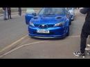 Subaru Impreza WRX STI CRAZY Anti Lag