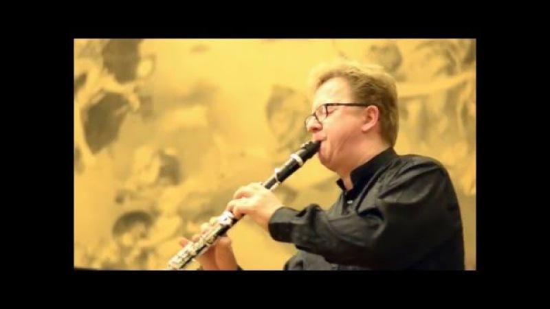 Schumann:Fantasiestucke Op.73, Brahms:Clarinet sonata No.1 f-moll Part,1. Narihito Mukeda(Pf)