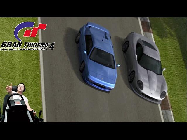 Как выглядит Gran Turismo 4 спустя 12 лет после релиза в 4K!