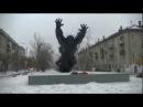 Памятник герою битвы за Сталинград Паникаха . М . А.