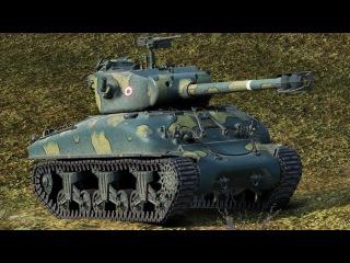 World of Tanks M4A1 Revalorisé - 6 Kills 7,8K Damage
