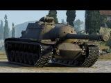 World of Tanks T110E3 - 8 Kills 9,3K Damage