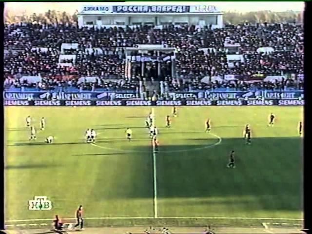 ЧР 2005. Динамо - ЦСКА. 1-2 (Золотой матч)