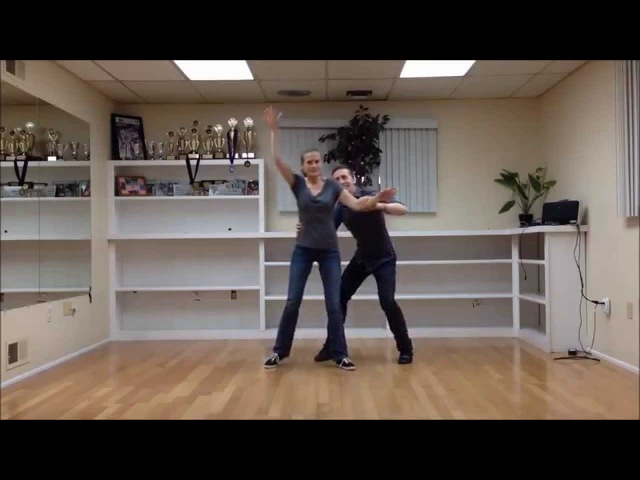How to Dance Drag Blues (Part 4): Hierarchy of Creating Partner Connection with Joe DeMers