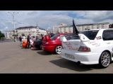 Ретро выставка авто в Витебске
