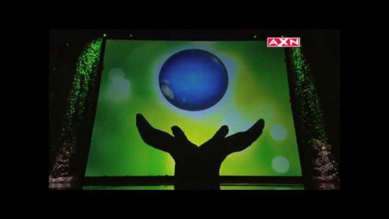 Танцы Шоу Минута славы Интересно Красиво XXXX AXN