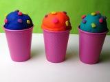 Ice Cream Play Doh Minnie Mouse Smurf Finding Dory The Cars Маша и Медведь Мороженое с сюрпризом