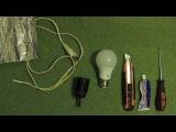 02 Софтбокс softbox lightbox за 15 минут для фото видео съемки от Советского Инженера