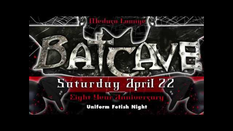 Batcave 8th Anniversary 22.4.2017