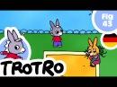 TROTRO - EP43 - Trotro lernt tanzen