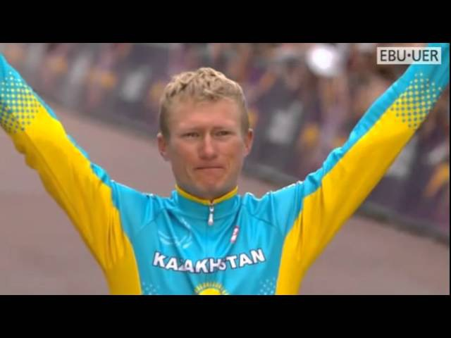 Винокуров чемпион Олимписких игр 2012