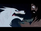 Jack and The Wounded White Wolf - Samurai Jack S5E3