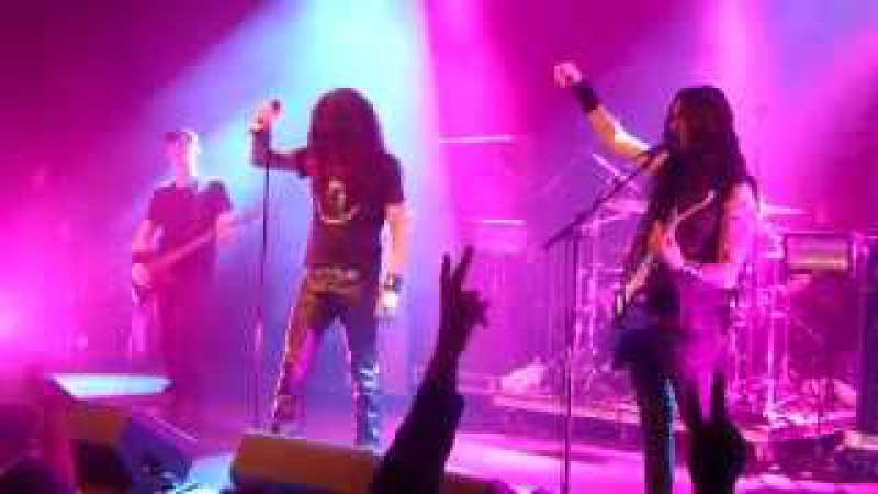 GUS G - I Am The Fire [Stockholm Rocks Festival, May 3, 2014]