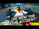 Crashes Disqualifications Team Orders Formula E's Most Controversial Moments Compilation