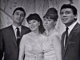 Вокальный квартет Аккорд - Слушай весну (1968 муз. Александра Кублинского - ст. Александра Дмоховского)