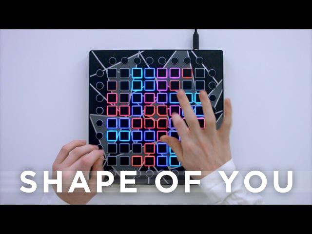 Ed Sheeran - Shape Of You (Ellis Remix) Launchpad Cover