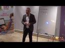 Fargocoin - первый лидерский семинар. Выступление В. Поливердова - преимущества крипт