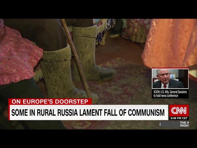 Корреспондент CNN Кларисса Уорд побывала в российской глубинке