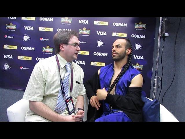 ESCRUS Slavko Kalezic Interview (Montenegro)