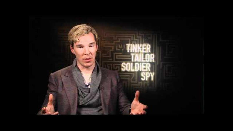 Benedict Cumberbatch Talks About