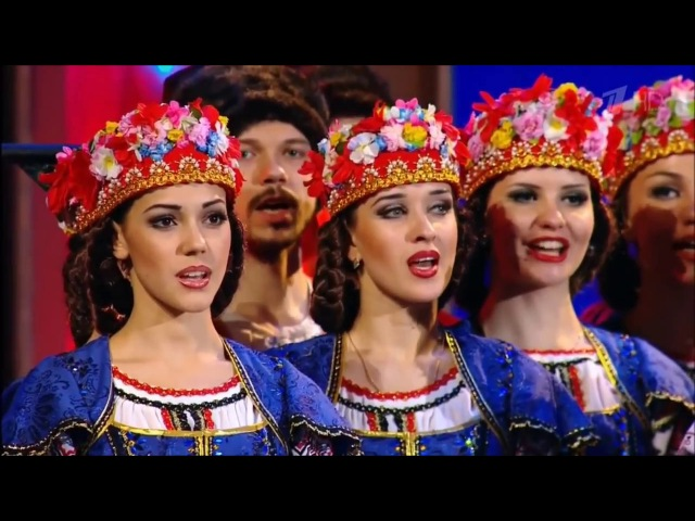 Stand up for faith, Russian land - Kuban Cossack Choir