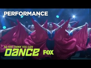 The All-Star Group's Performance | Season 14 Ep. 13 | SO YOU THINK YOU CAN DANCE