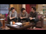Jonas Brothers on This Morning (UK) 140509