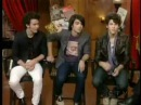 Jonas Brothers on Regis and Kelly June 12 Part 3 HQ