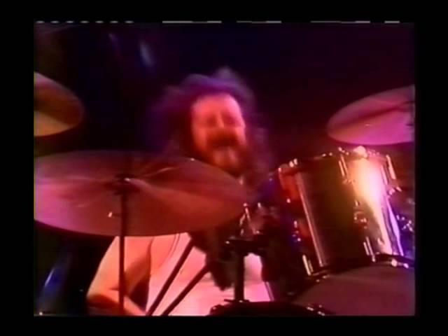 John Bonzo Bonham - Drums solo - 1977