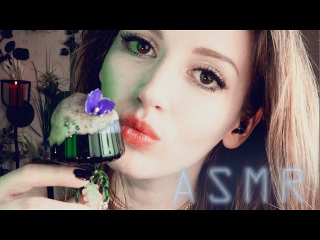 ASMR - Seduction by a Sirena - kissing - sweetest care of you - little medical exam ♥ ENGLISH