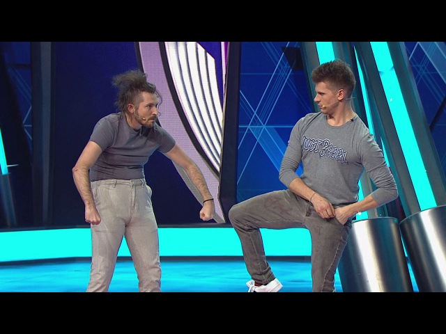 Comedy Баттл Последний сезон Михаил Кукота и Игорь Чехов 2 тур 18 09 2015