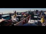 Ла-Ла Ленд начало - танцы в пробке / La La Land Traffic dance