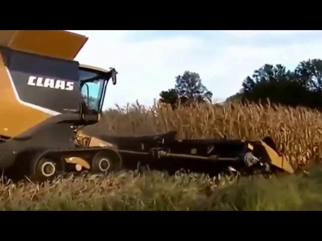 Тяжелая Сельхозтехника 2016, Удивительные Сельскохозяйственные машины Новейшие