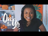 On the go with EF #8  Kendra makes caramel corn for Halloween
