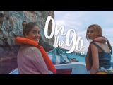 On the go with EF #12  Elenor &amp Monique at the Blue Grotto in Malta