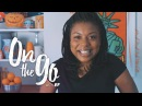 Kendra makes caramel popcorn for Halloween – On the go with EF 8