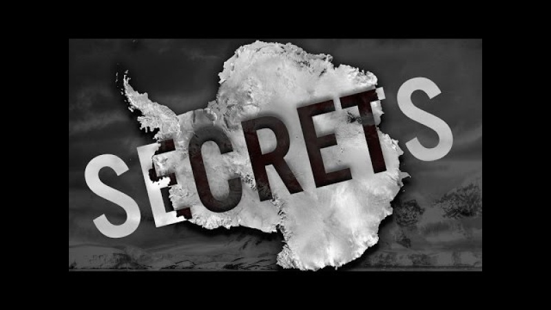 The Real Secrets Hidden in Antarctica Revealed