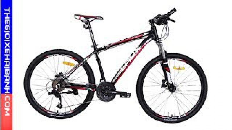 Xe đạp địa hình nhập khẩu Laux HERO 1.0 - Thegioixehaibanh.com