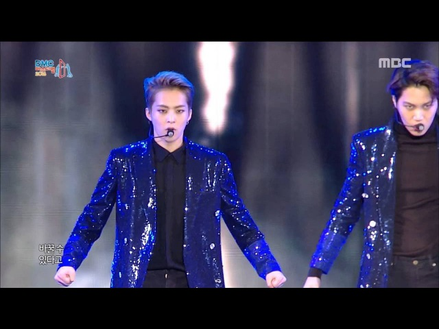 [Korean Music Wave] EXO - MAMA, 엑소 - 마마 20161009