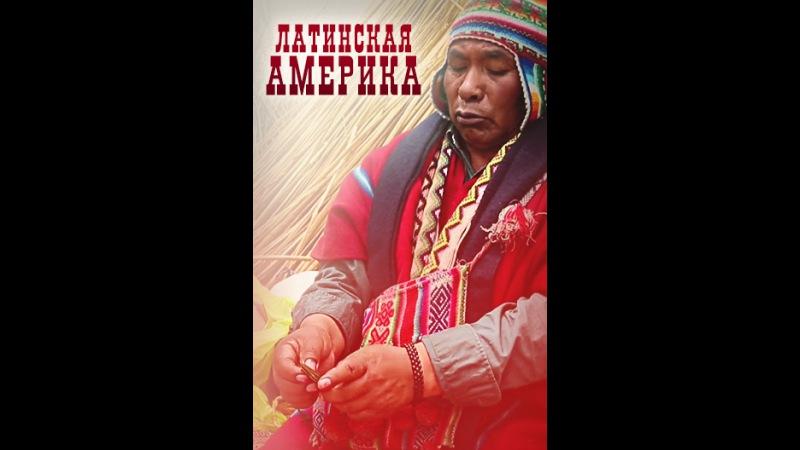 Латинская Америка Обитатели скалы пумы